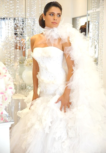 Diamant Blanc The Wedding Dress Of Your Dreams Hype Chic